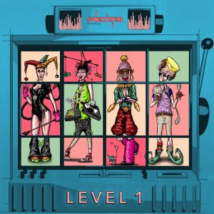 Level 1 Artwork Spieltrieb Recordings